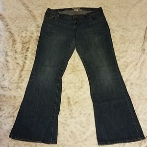 Maurice's Briana Flare size 16 Long